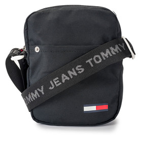 TOMMY JEANS AM0AM05917 OF5 REPORTERKA MĘSKA CZARNA