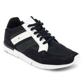 TOMMY HILFIGER FWOFWO1818 403 MIDNIGHT SNEAKERSY DAMSKIE