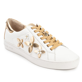 MICHAEL KORS 43R7LOFS2L LOLA SNEAKERS LEATHER TRAMPKI DAMSKIE