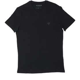 GUESS M64I34J1300-A996 T-SHIRT MĘSKI SUPER SLIM FIT CZARNY