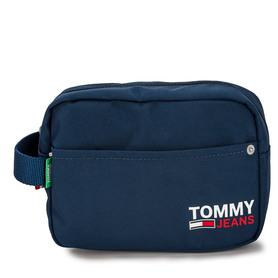 TOMMY JEANS AM0AM06435 C87 KOSMETYCZKA MĘSKA GRANATOWA