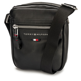 TOMMY HILFIGER AM0AM04658 002 ELEVATED MINI REPORTER NOVELTY REPORTERKA MĘSKA CZARNA